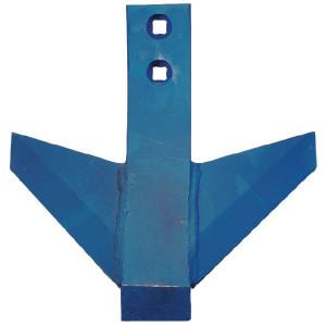 Ganzevoet A30 Lemken - 3374368 | 337.4368 | 290 mm | 300 mm | 12,5 x 12,5 mm | C= halfrond