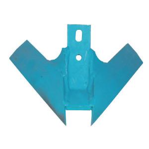 Vleugelschaar FL450 Lemken - 3374380   337.4380   210 mm   390 mm   40 65 mm   C= vlak