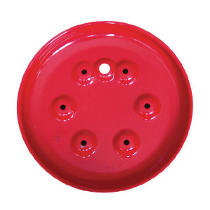 Glijschotel 398mm - 337650750N | 640.059/ 337.65.075.0 | 398 mm | 195 mm