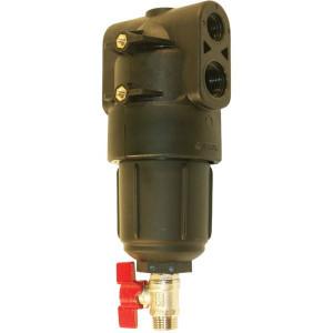 Arag Hogedrukfilter - 345033 | 150 l/min | 50 bar | 2x1/2'' / 2x3/4'' Inch