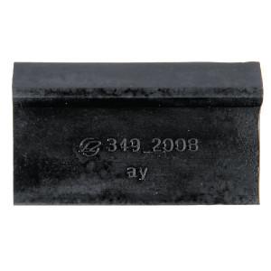 Lemken Afstrijker kunststof 93x53,5x10mm - 3492008 | 53,5 mm | Zirkon 7/10 Quarz 7