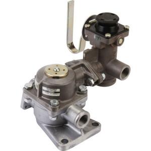 Haldex Aanhangerremventiel M12x1,5 - 350020201 | 5,3 bar | M22x1,5