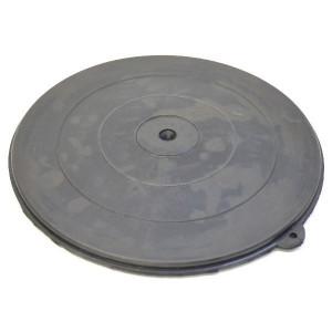 Arag Tankdeksel rubber 370mm - 352440 | 360 mm | 370 mm | 15 mm