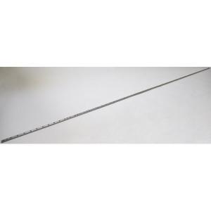 Mesrug 2,58m ESM - 3560300 | schuine kant | 2,58 m | 76,2 mm