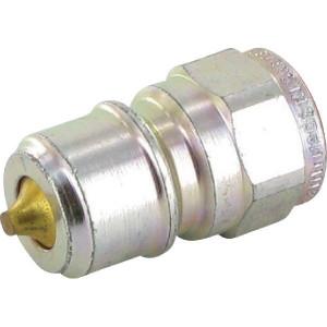 """Parker 3/8"""" koppeling BUD T-serie - 3820UV   350 bar   G 3/8""""   3/8"""" Inch"""