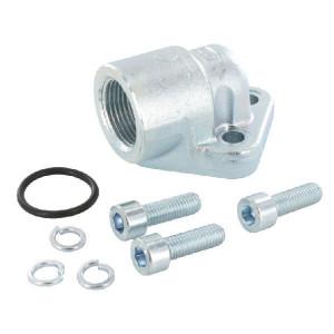 OMT Flens haaks 3/4 - 56 mm - 3G1256 | Gietstaal | 56 mm | 29,75 x 3,53 | 3/4 BSP | M10x30