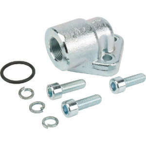 OMT Flens haaks 3/4 - 3G12 | Gietstaal | 51 mm | 50 mm | 29,75 x 3,53 | 300 bar | 3/4 BSP | M10x30