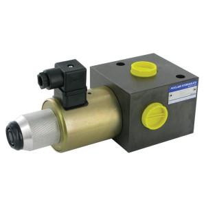 "Poclain Stuurventiel 3/2-3/4-24VDC - 3KVH1034H | 350 bar | 100 l/min | Rechtstreeks bediend | 100 l/min | 3/4"" BSP"