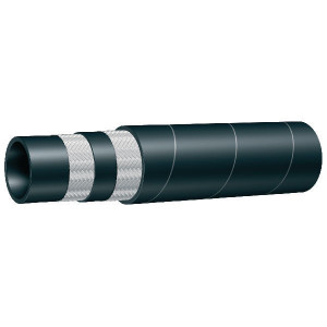 Alfagomma Hydrauliekslang 3TE-DN25 - 3TEDN25 | 25,4 mm | 1 Inch | 55 bar | 5.5 MPa | 150 mm | 220 bar | 0,65 kg/m | 35.9 mm | SFA-TX2-25 | 39.1 mm