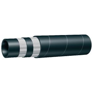 Alfagomma Hydrauliekslang 3TE-DN31 - 3TEDN31 | 31.75 mm | 1 1/4 Inch | 45 bar | 4.5 MPa | 190 mm | 180 bar | 0,74 kg/m | 42.3 mm | SFA-3TE-32 | 44,2 mm