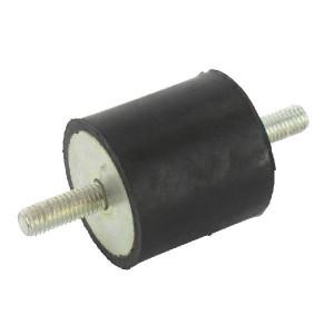 Trillingsdemper TYPE A - 4040A55 | 40 mm | 40 mm | M8 x 23 mm | 55 ° SH | 810 N max | 5.4 mm max