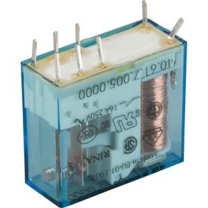 Finder Relais 1W 16A 5VDC S. - 406170050000