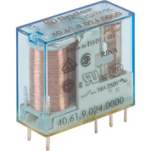Finder Relais 1W 16A 24VDC - 406190240000