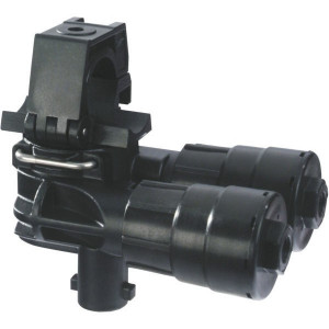 """Arag Selejet 2-v. dophouder 1"""" - 4063F460   1 Inch   42,5 mm   105 mm   83,5 mm   8 bar   3.8 bar"""