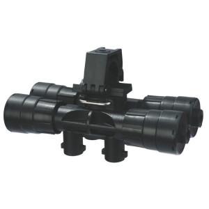 """Arag Selejet 4-v. dophouder 1"""" - 4063F960   1 Inch   42,5 mm   171 mm   83,5 mm   8 bar   3.8 bar"""