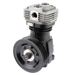 Wabco Compressor - 4111410060 | 75 mm | John Deere | 18 bar | met riemschijf kW | 36 mm | lucht gekoeld | omw/min 3000 r/min