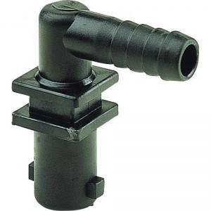 Arag Dophouder enkel met 10 mm tule - 413111 | 3/8 Inch | 10 mm