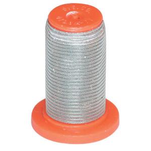 TeeJet Kogeldopfilter 200 mesh oranje - 4193APP20200SS | 1.4 bar | Oranje