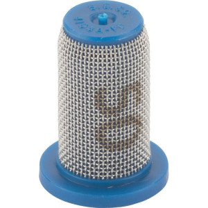 TeeJet Kogel dopfilter 50 mesh gentiaanblauw - 4193APP550SS | 0.34 bar | gentiaanblauw