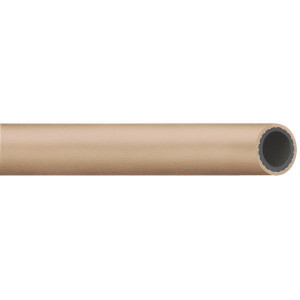 Slang Super Air 13x19 mm beige - 4210013000 | PVC, glad, zwart | PVC, glad, beige | 20 bar | 104 mm | 60 bar | 13 mm | 195 g/m | 19 mm