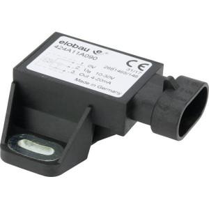 elobau Hoeksensor - 424A11A090 | 12V --> 18mA mA | 90° ° | 10-30V DC V | 4 -20mA mA