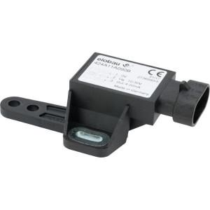 elobau Hoeksensor - 424A11A090B | 12V --> 18mA mA | 90° ° | 10-30V DC V | 4 -20mA mA