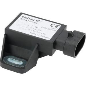 elobau Hoeksensor - 424A16A070 | 5V --> 8mA mA | 70° ° | 4,5-5,5 V DC V | 0,5 4,5 V