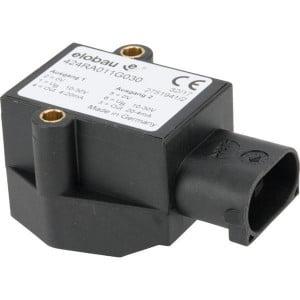 elobau Hoeksensor - 424RA011G030 | 12V --> 18mA mA | 30° ° | 10-30V DC V | 4 -20mA mA