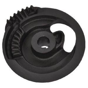 Rasspe Knoperschijf Ama - 43031 | naafbreedte 54,75 mm