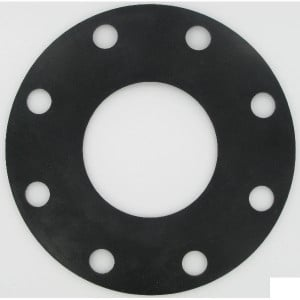 "Pakking rubber 4"" Normflens - 4339800N 