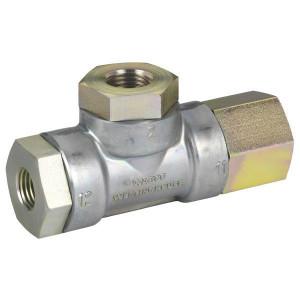 Wabco Tweetrapsventiel - 4342080500 | Bedrijfsdruk max.: 10 bar | M16x1,5 | 10,5 mm