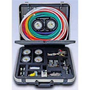 Wabco Testkoffer - 4350020070 | Manometers zijn geijkt