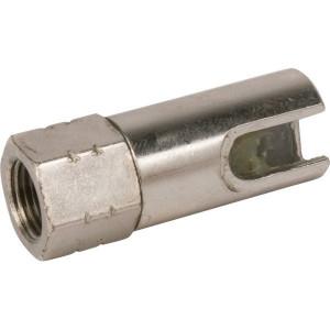 Groz Vetspuitkoppeling 90°-M10x1 - 43551GROZ