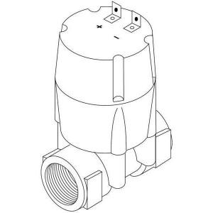 """Hypro Elektrische stuurschuif 3/4"""" BSP - 44156034"""