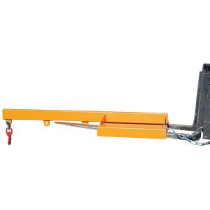 Bauer Südlohn Lastarmen LA 2400-2,5 lak oranje - 44300800001 | 2500 kg