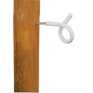 AKO Krulisolator voor houtenpaal - 44390