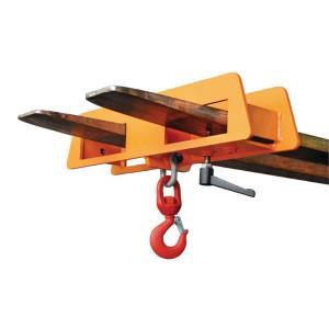 Bauer Südlohn Lasthaak LH-II 7,5 lak oranje - 44530600001 | 7500 kg | 7500 kg