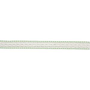 AKO Weideafr.band w./gr. 40mm 200m - 449125   Voor lange afrasteringen   Wit / groen   350 kg   0,09 Ohm Ohm/m   0,40 mm
