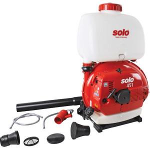 Motorrugvernevelaar Solo 45102 - 45102SP | Solo 2takt 66,5 cc | 2,1 / 2,9 kW | Nee Ja/Nee
