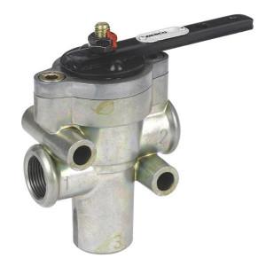 Wabco Handremventiel - 4617000000 | 8mm mm | M22x1,5