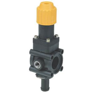 Arag Handbediend prop. regelventiel - 463072   40 bar   60 l/min at 1,5 bars   13 mm