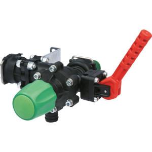 Arag Handbediend regelventiel T5F - 47120250 | 25 mm Hoofdkraan | 150 l/min Hoofdkraan | 30 mm Hoofdkraan | 20 bar