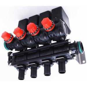 Arag T5-ventieleenheid, 4 secties - 47301451 | 20 bar