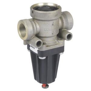 Drukbegrenzingsventiel Wabco - 4750103050   Constante drukregeling   M22x1,5   5,8-10,8 bar   20 bar