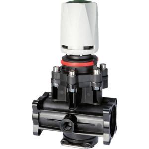 Arag Handbediend drukventiel T5F - 475552 | Met deeldiafragma | Goede instelgevoeligheid | 20 bar