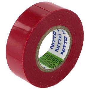 Isolatieband rood - 484128 | Vlamvertragend | Veilig