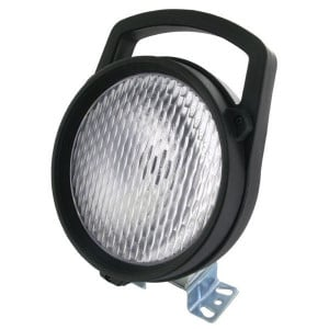 Werklamp rond 160mm - 488345 | 55/70 W | Aanbouw | IP55 IP | 100 mm | 160 mm | 240 mm