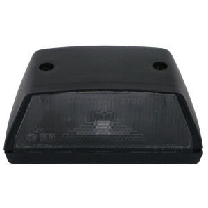 Kentekenlamp - 488490 | 107 x 57 x 55 mm