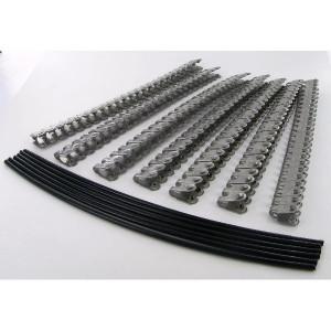 Riemverbinder 290 mm (6x) - 488564 | 300 mm | 3,5 7,5 mm | 650 N/mm² N/mm² | 290 mm | 290 mm | RVS met nylon mantel