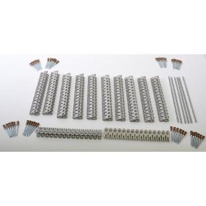 Flexco Riemverbinder set - 488621 | 175 mm | 3,2 5,6 mm | 52 N/mm² N/mm² | 175 mm | 175 mm | 3,6 mm | Gegolfd verenstaal